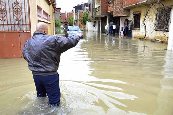 تأمين المنازل ضد الـ فيضانات في الجزائرتأمين المنازل ضد الـ فيضانات في الجزائر