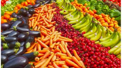 تجارة الخضار والفواكه في الجزائر